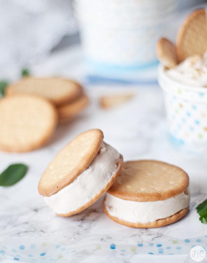 Recetas con galletas maría