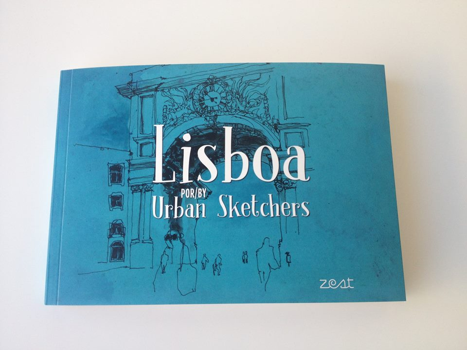 Lisboa por/by UrbanSketchers