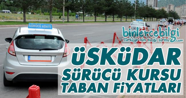 Üsküdar Sürücü Kursu Fiyatları 2021, Ehliyet kurs ücretleri, 2021 Üsküdar'da Sürücü Kurslarının fiyatları, aşağıda yayınlanmıştır. Üsküdar Sürücü kurslarında taban fiyat uygulanmaktadır. Kurs ücretleri tüm şehirlerde farklıdır.