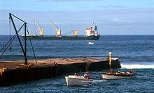 Jeti laut Norfolk Island