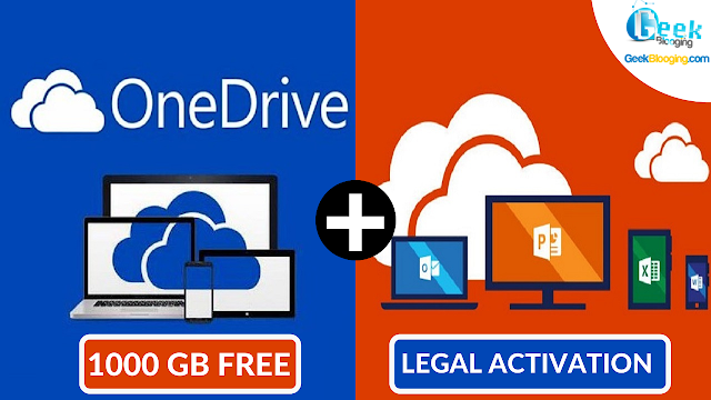 How to Download Microsoft Office 2020 + 1000GB on OneDrive | FREE [LEGAL]