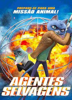 Agentes Selvagens - BDRip Dual Áudio