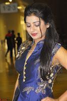 Tarunika Sing in Blue Ethnic Anarkali Dress 25.JPG