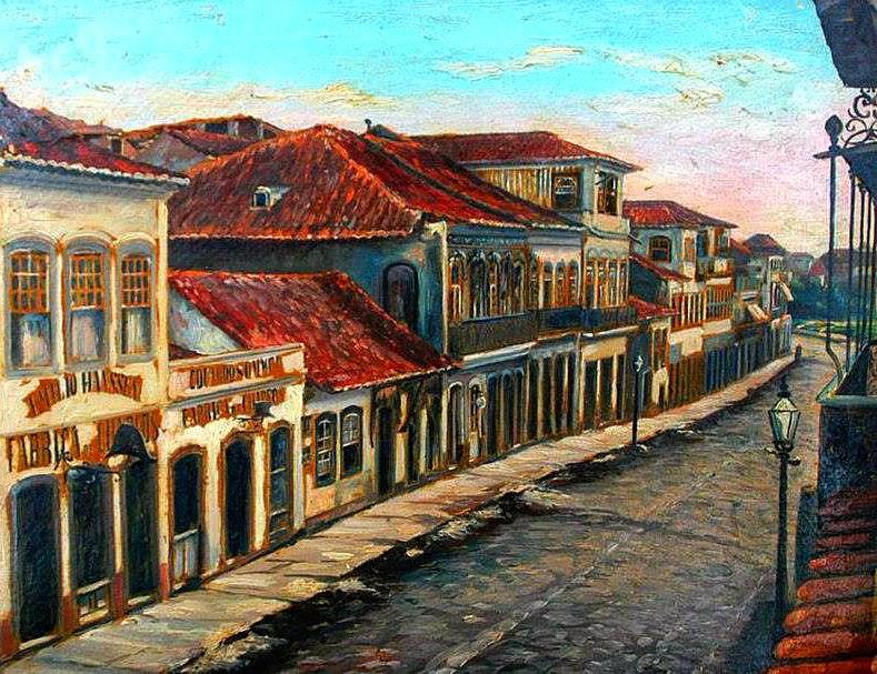 A Rua da Praia é a mais antiga de Porto Alegre