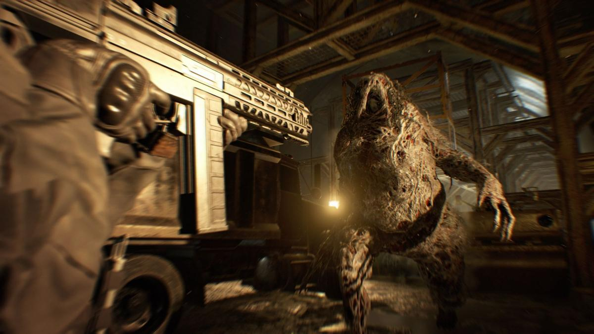 Resident Evil 7 with fixed camera: How to install the MOD