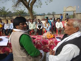 कांग्रेस ही किसानों की सच्ची हितैषी-इंद्रमणि दुबे | #NayaSaberaNetwork