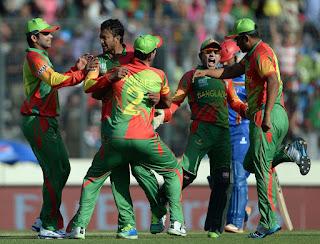 Bangladesh vs Afghanistan 1st Match ICC World T20 2014 Highlights