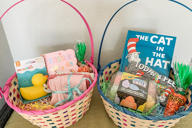 Affordable Easter Basket Gift Ideas For Young Children
