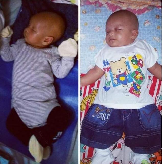 agar bayi tidur berkualitas