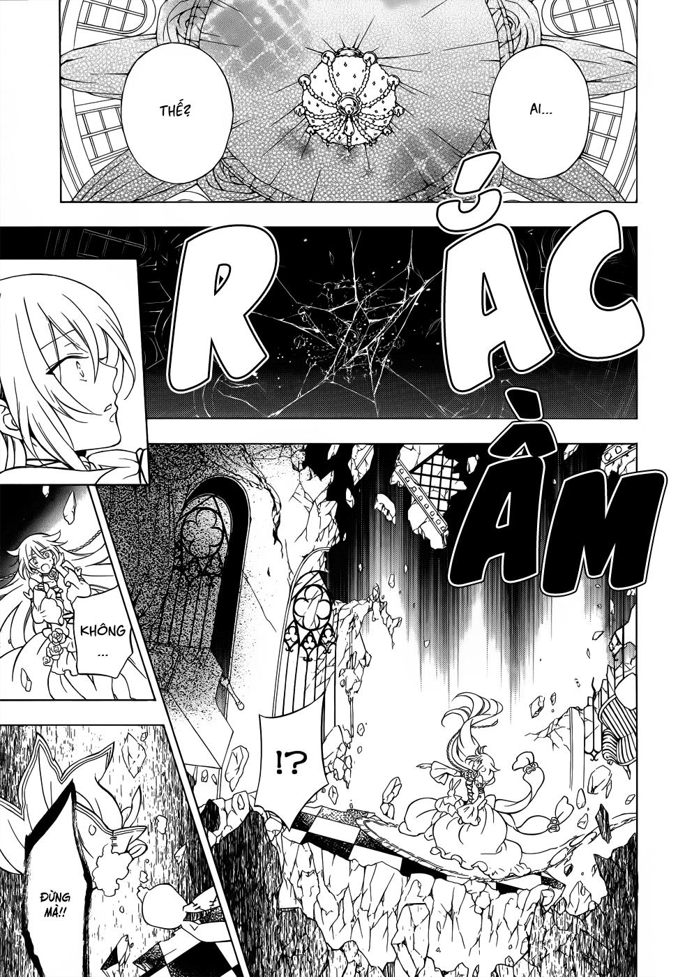 Pandora Hearts chương 098 trang 6