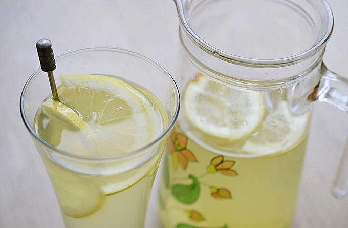 Bebida de flor de saúco