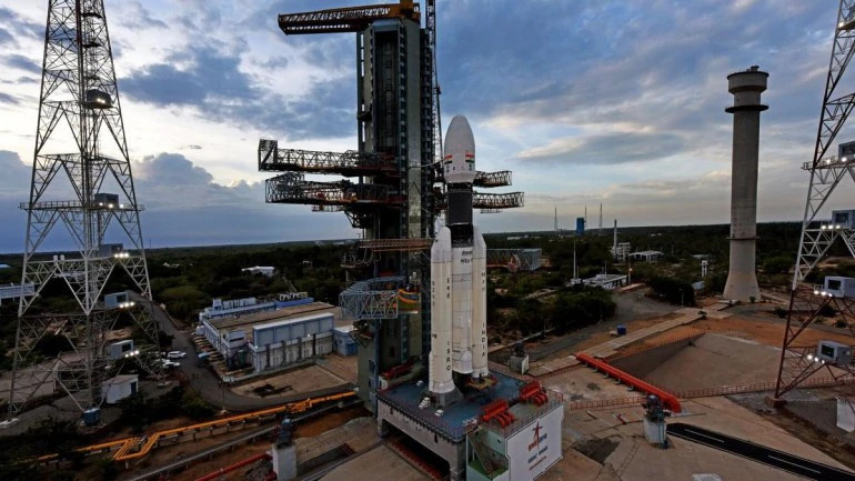 Chandrayaan 2 launch credit : ISRO