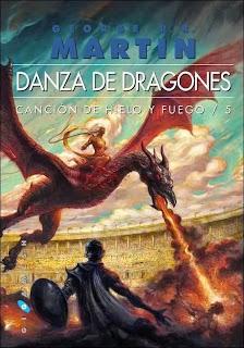 George R. R. Martin - Canción de Hielo y Fuego 05 - Danza de Dragones