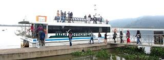 Catamarã fará travessia a Iguape durante festejos de Bom Jesus