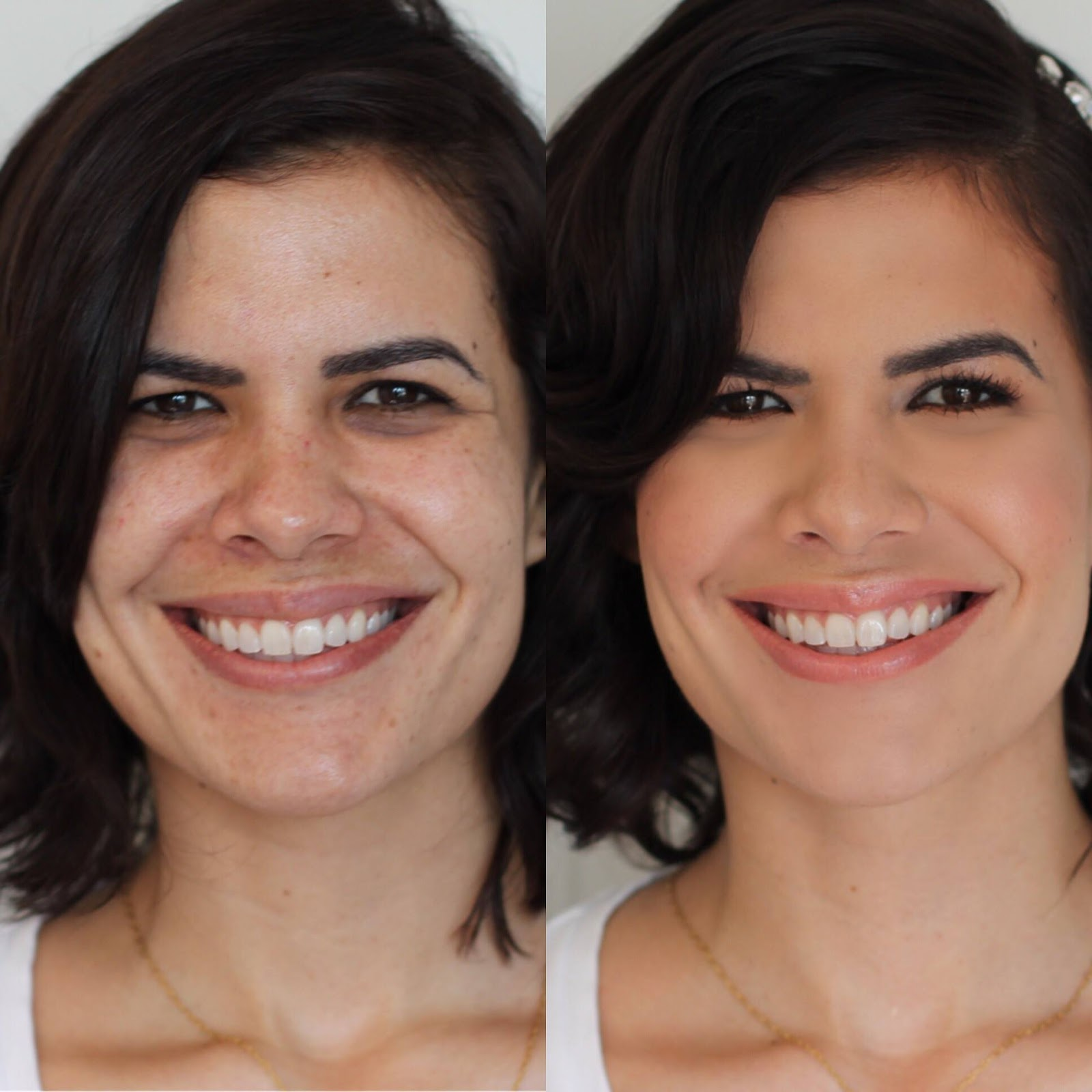 August Before and After Hair and Makeup client's- Fresh Face Makeup, San Francisco