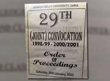 ABU Joint Convocation Brochure