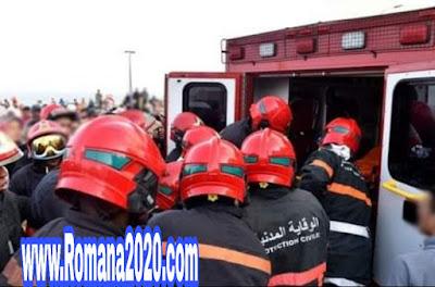 أخبار المغرب  عاجل فاجعة حريق يودي بحياة طفل داخل شقّة بمدينة سلا انا لله وانا اليه راجعون