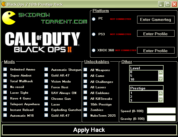 Black Ops 2 Weapon Cheats Xbox