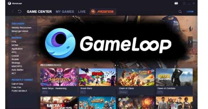 هكر ببجي محاكي game loop 2020