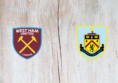 West Ham United vs Burnley -Highlights 08 July 2020
