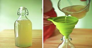 Lemon-ginger Drink