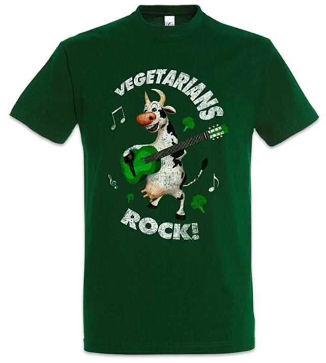 camiseta - verde - vaca - vacaslecheras.net