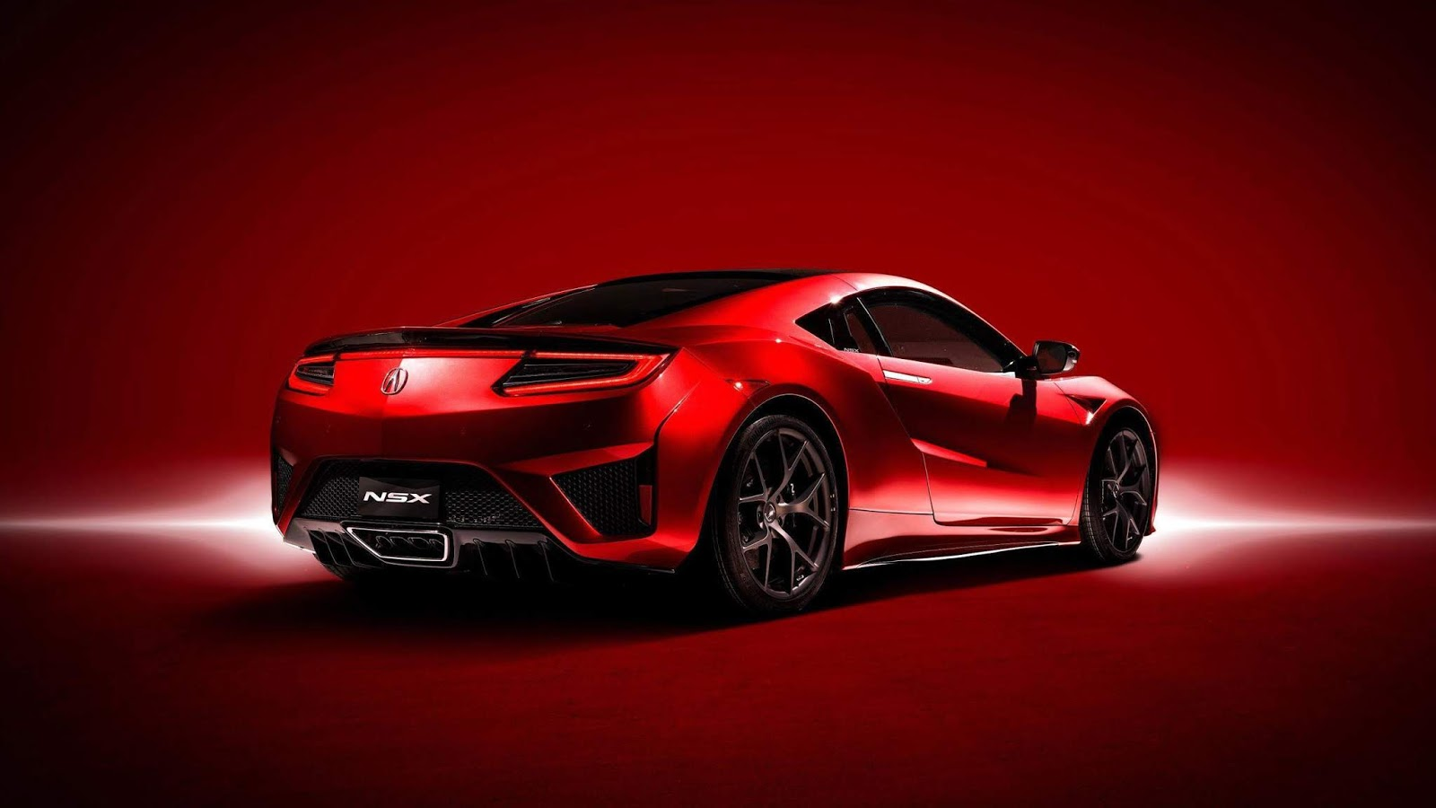 Acura NSX 2017 2 Wallpapers HD