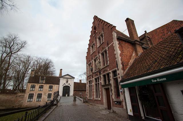 Beginhof-Bruges
