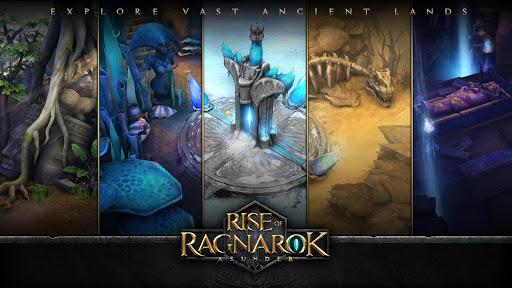 Rise of Ragnarok – Asunder Mod Apk