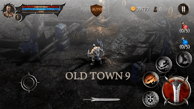BloodWarrior v1.0.1 Mod Apk (Mega Mod)1