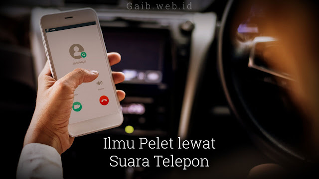 Amalan Pelet Lewat Handphone (HP)