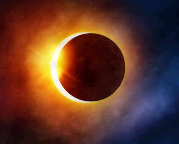 Solar Eclipse or Surya Grahan 2020 in Nepal. When and How they happen?