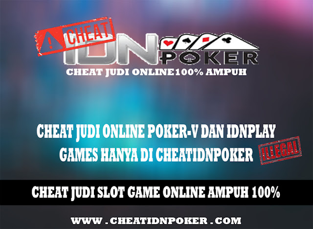 Cheat Judi Slot Game Online Ampuh 100%