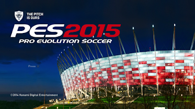 ANDROID: Download Gratis Game PES 2015 untuk Android Update