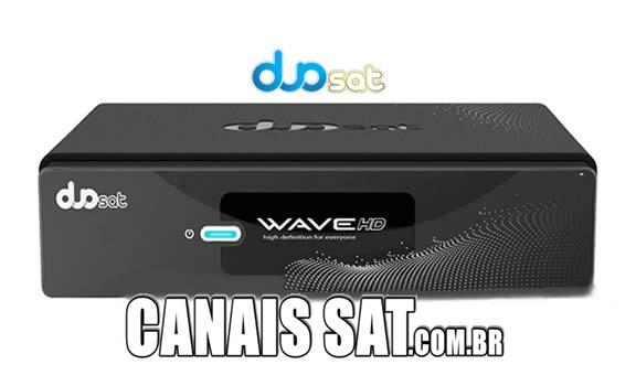 Duosat Wave Atualização V1.66 - 11/06/2021