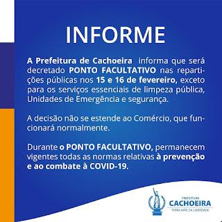 Imagem: Decreto municipal