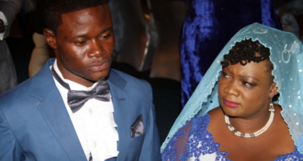 princess damilola marriage crashed