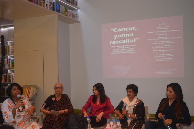 Kaanchan Bugga,Indra Jasuja,Kavita Devgan,Dr. Renna Sharma & Deepika krishna