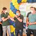 Davi Brandão participa da entrega de obras na cidade de Lagoa Grande do Maranhão