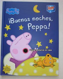 Gana libros de Lectura de Peppa Pig con Wipp Expess
