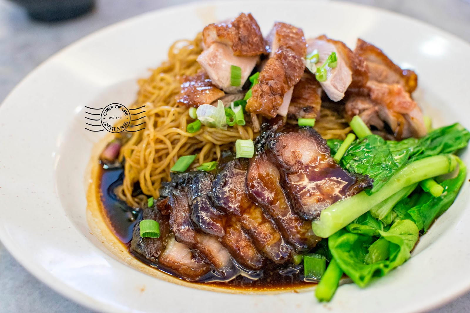 Dim sum and noodle eatery in Setia Alam, Selangor Zok Noodle House
