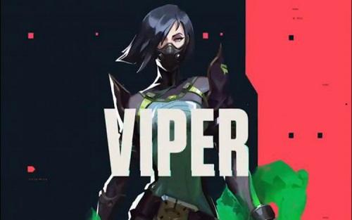 Cô nàng Viper là nhân vật được ưa chuộng chỉ trong Valorant