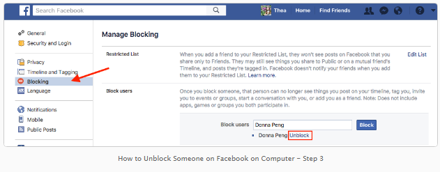 How to Unblock Someone on Facebook on Iphone & Computer
