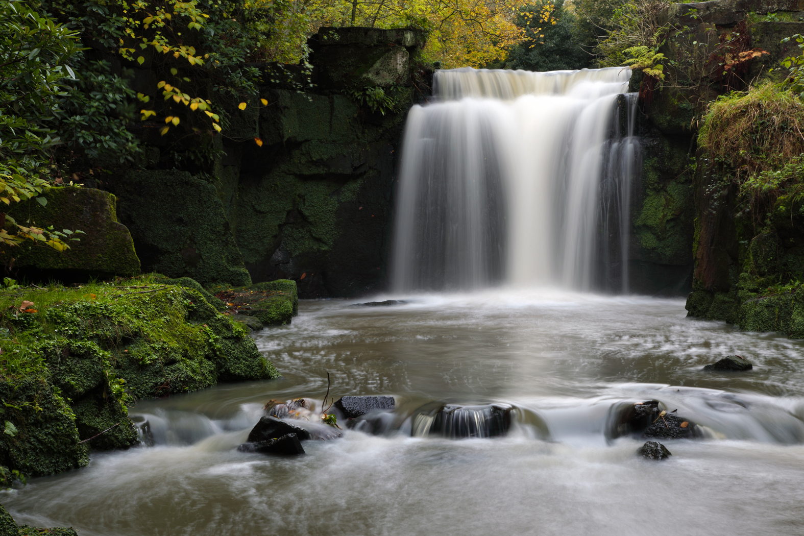 Cool Picture Collection: Eye-Popping Waterfall Pictures