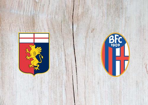 Genoa vs Bologna -Highlights 09 January 2021
