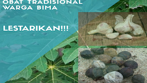 Berbagai Macam Obat Tradisional Masyarakat Bima ini, Khasiatnya Luar Biasa!