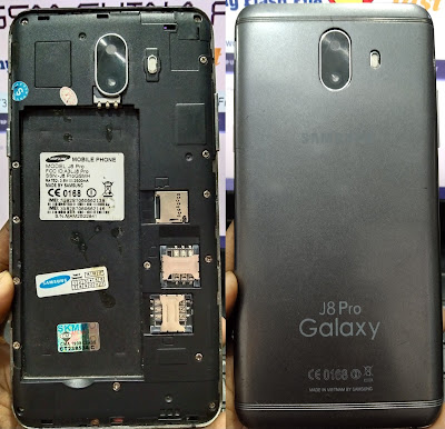Samsung Clone J8 Pro Flash File