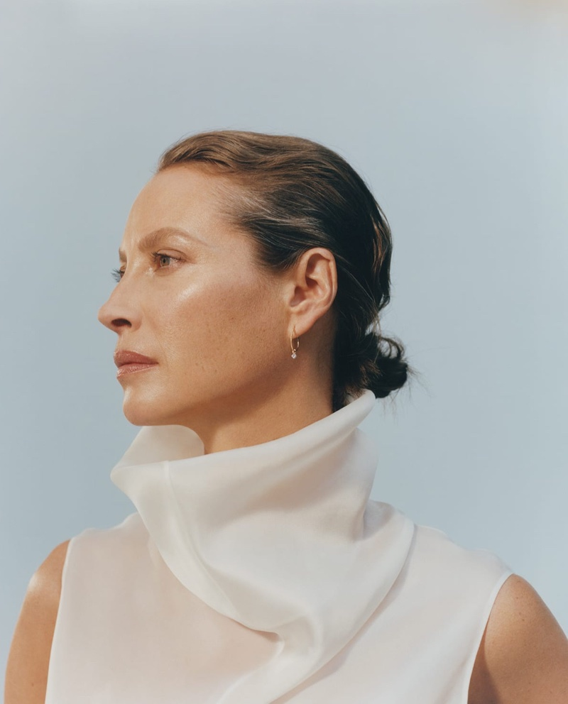 Christy Turlington fronts MATCHESFASHION fall-winter 2019 campaign