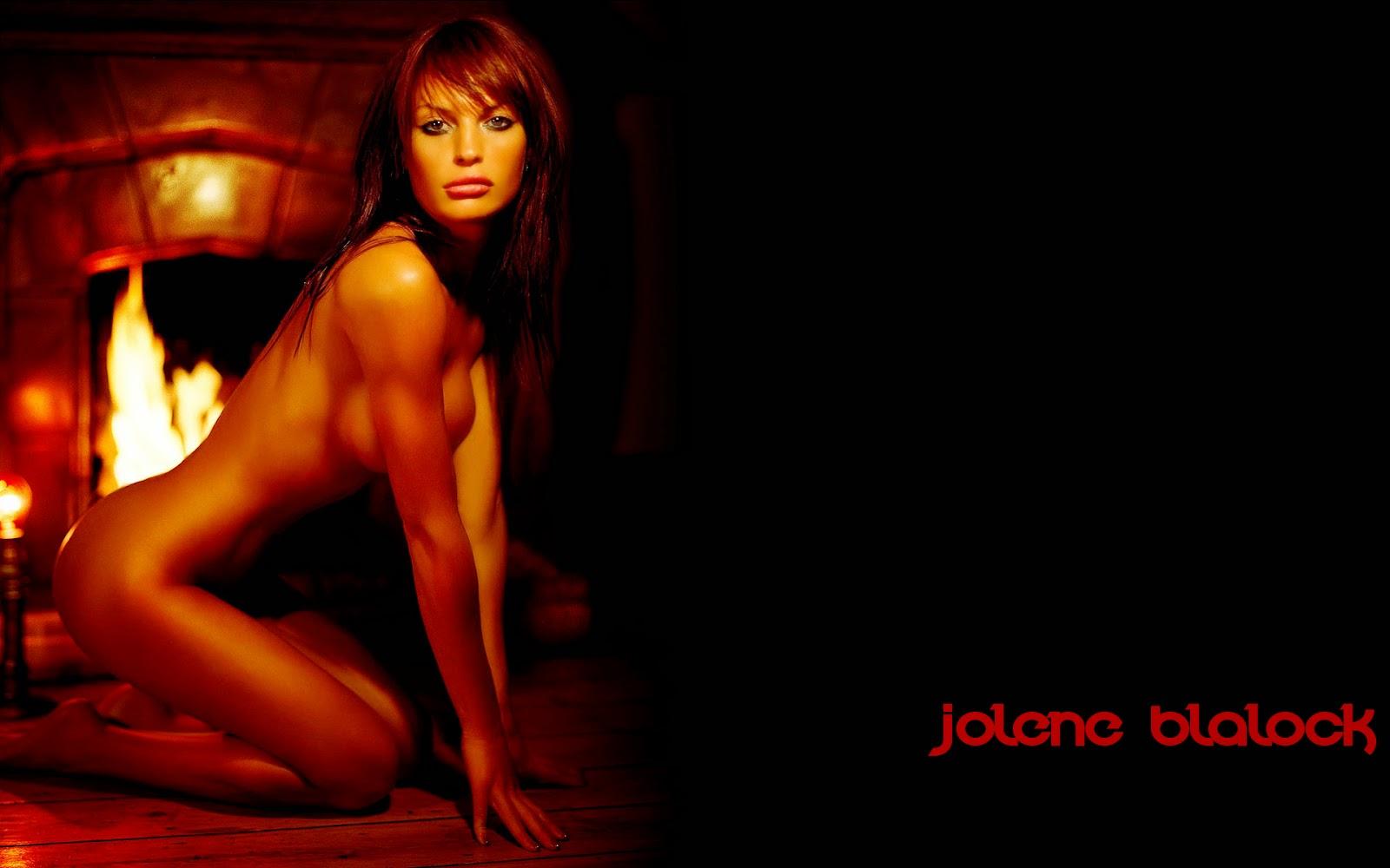 Jolene blalock naked and sex