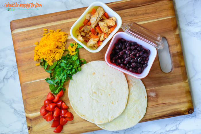 Taco Lunch Box Idea